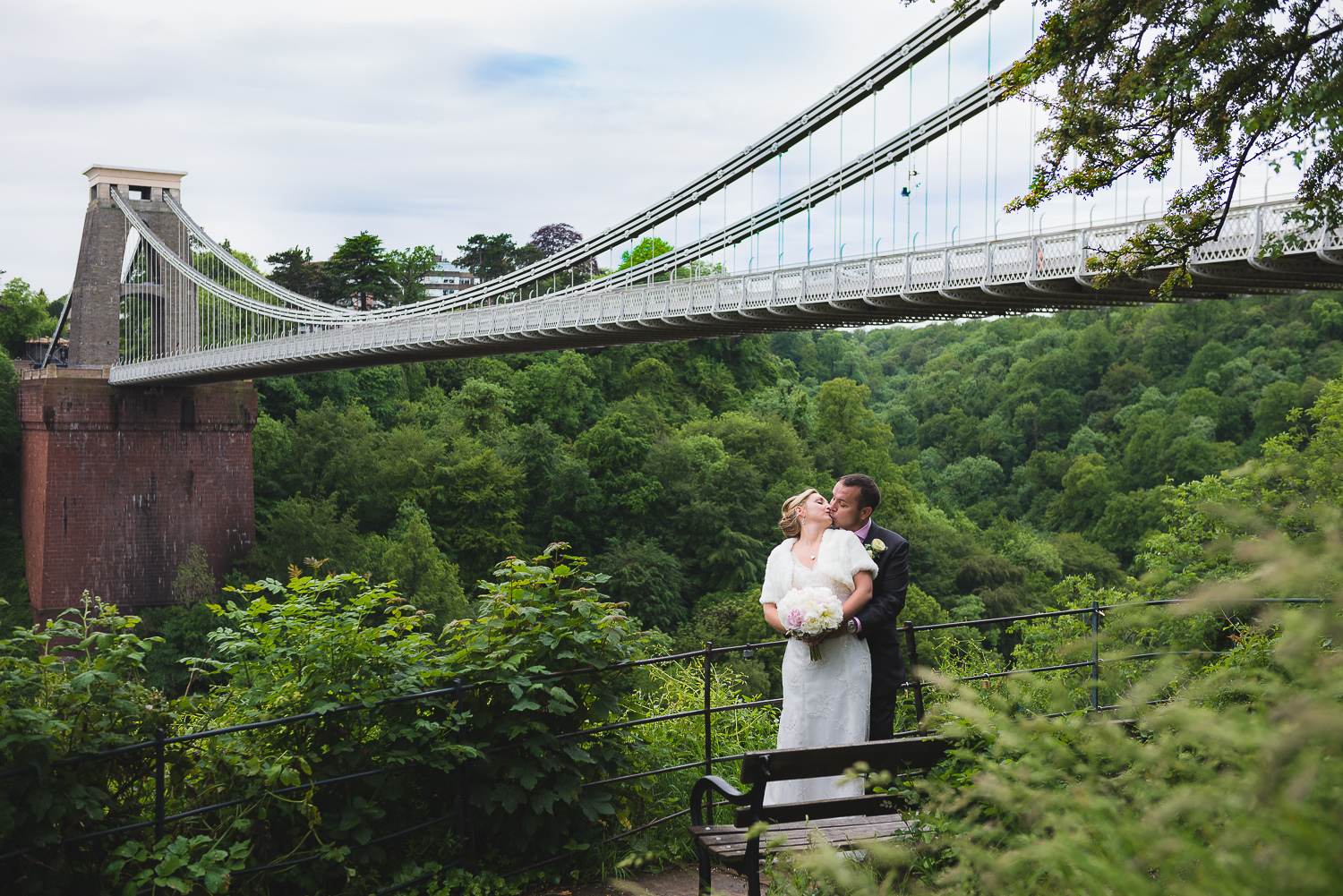 wedding-photography-clifton-suspension-bridge