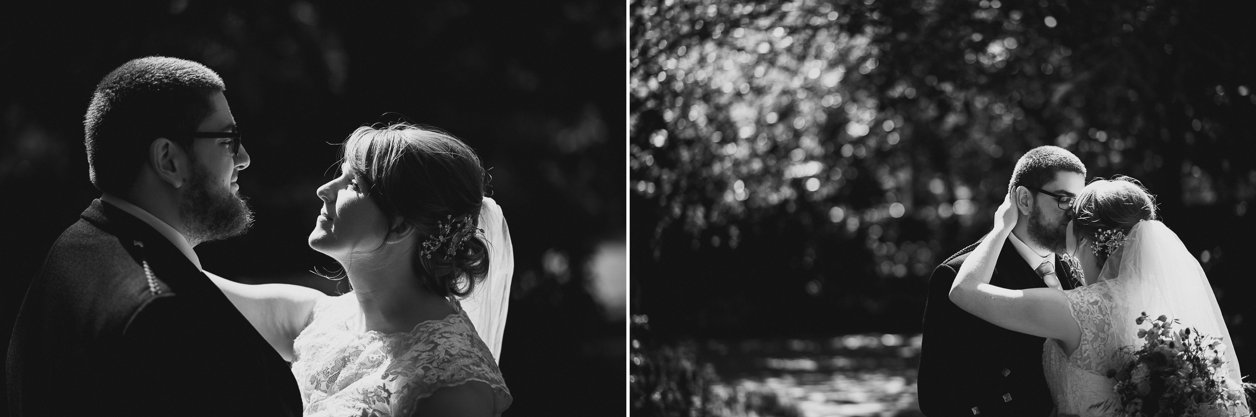 wedding portraits in central cardiff