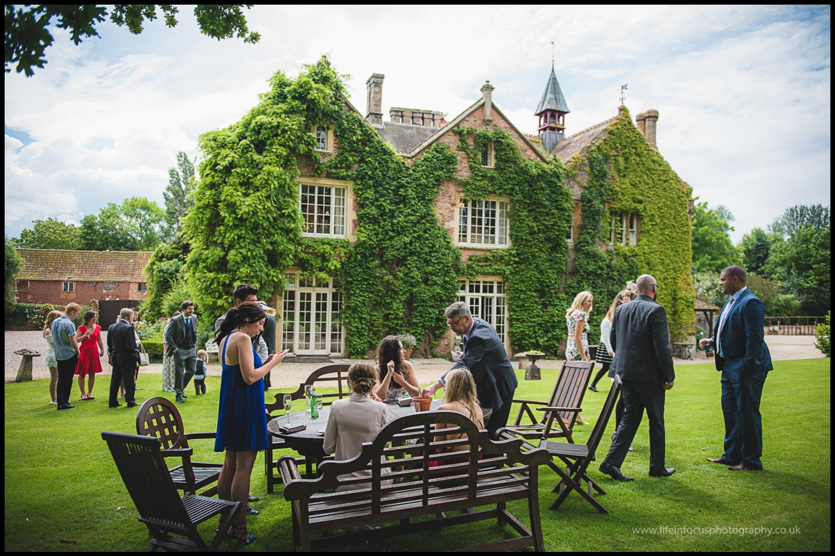 Reportage Wedding Photographer Bristol