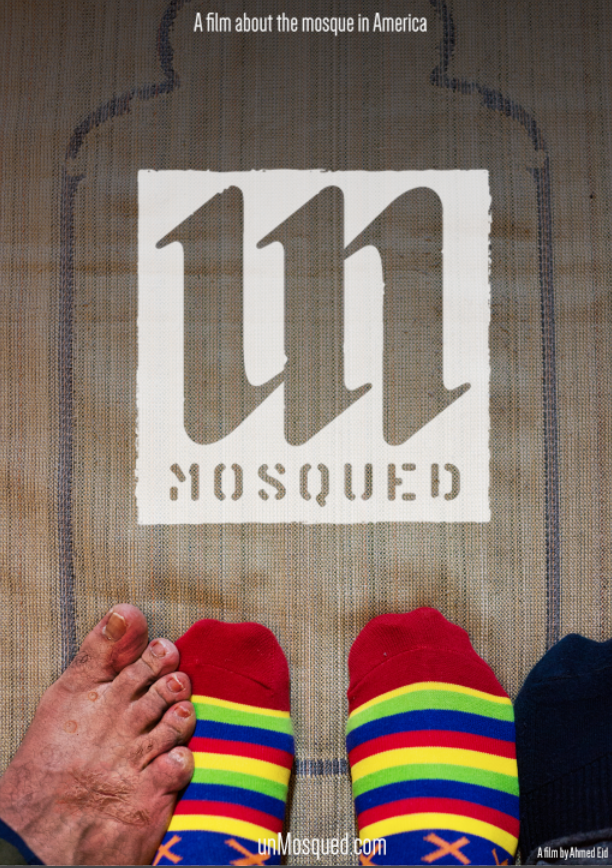 The official UnMosqued Film Poster