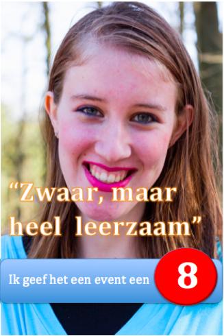 www.isapower.nl - Het Once in a Lifetime event - voor mensen die hun eetstoornis willen overwinnen