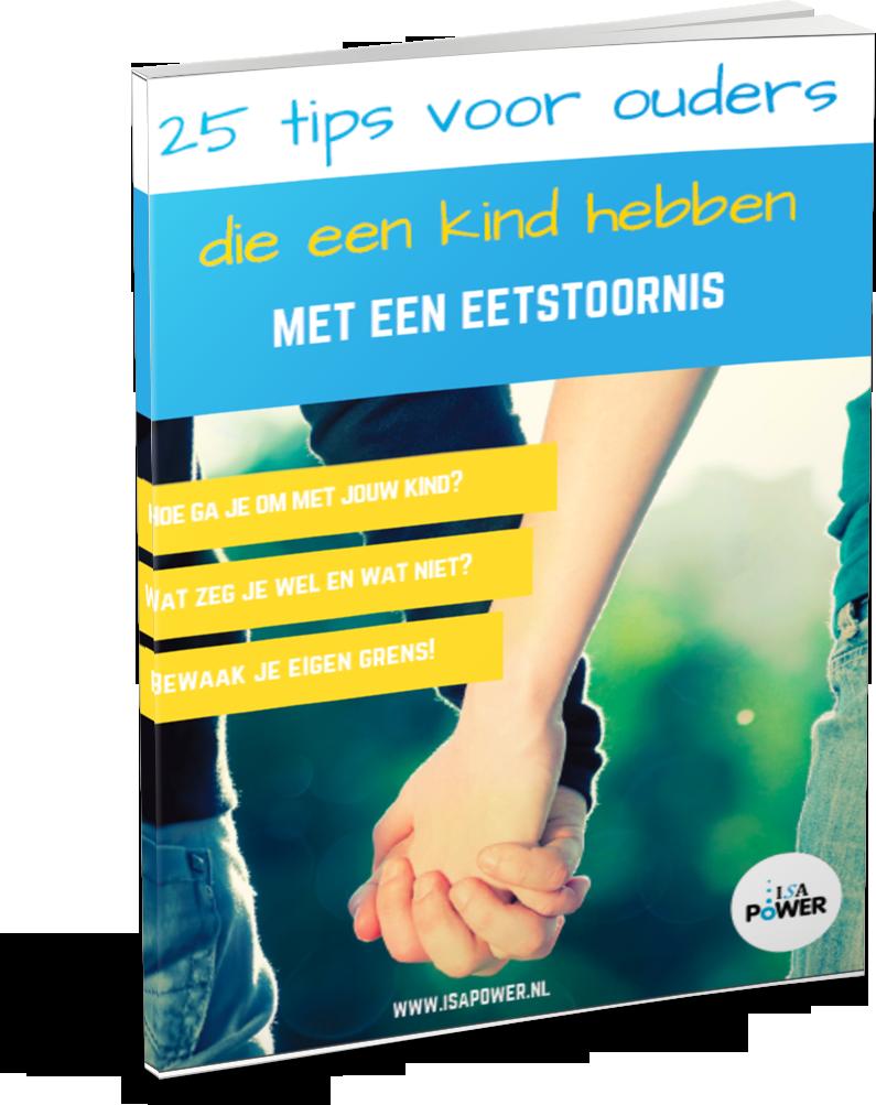 Tips voor ouders met een kind met een eetstoornis www.isapower.nl