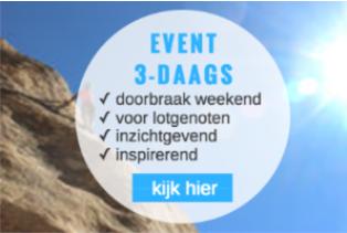 Once in a lifetime event eetstoornissen www.isa-power.nl