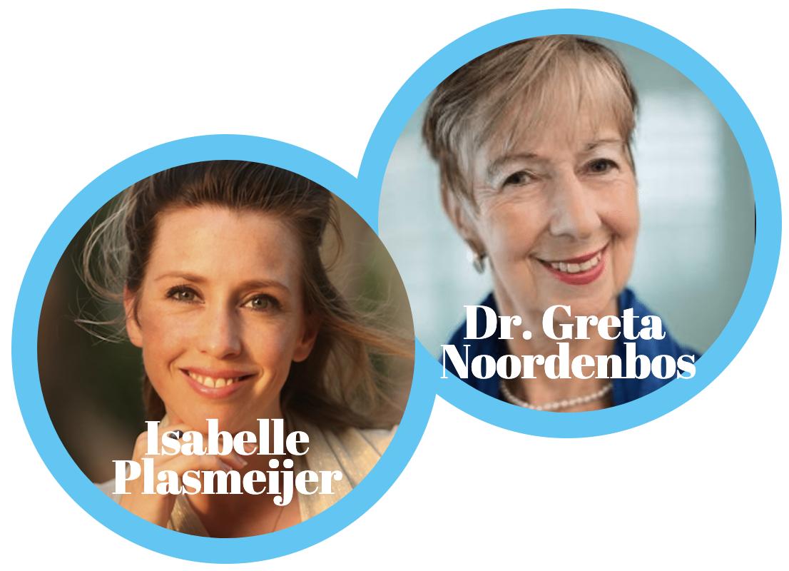 Dr. Greta Noordenbos en Isabelle Plasmeyer eetstoornissen