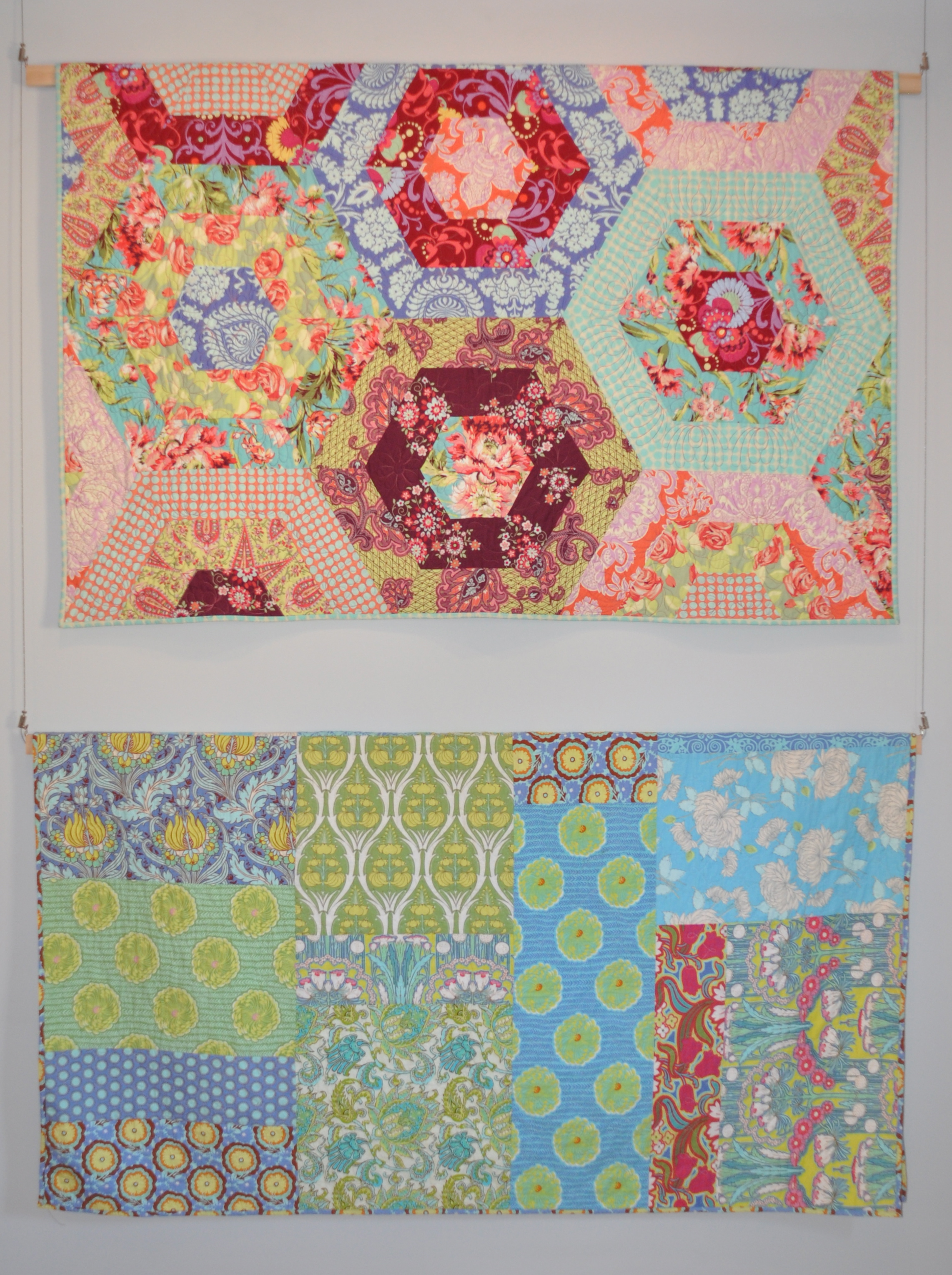Quilts    Heather Givans for Crimson Tate :: Modern Quilter