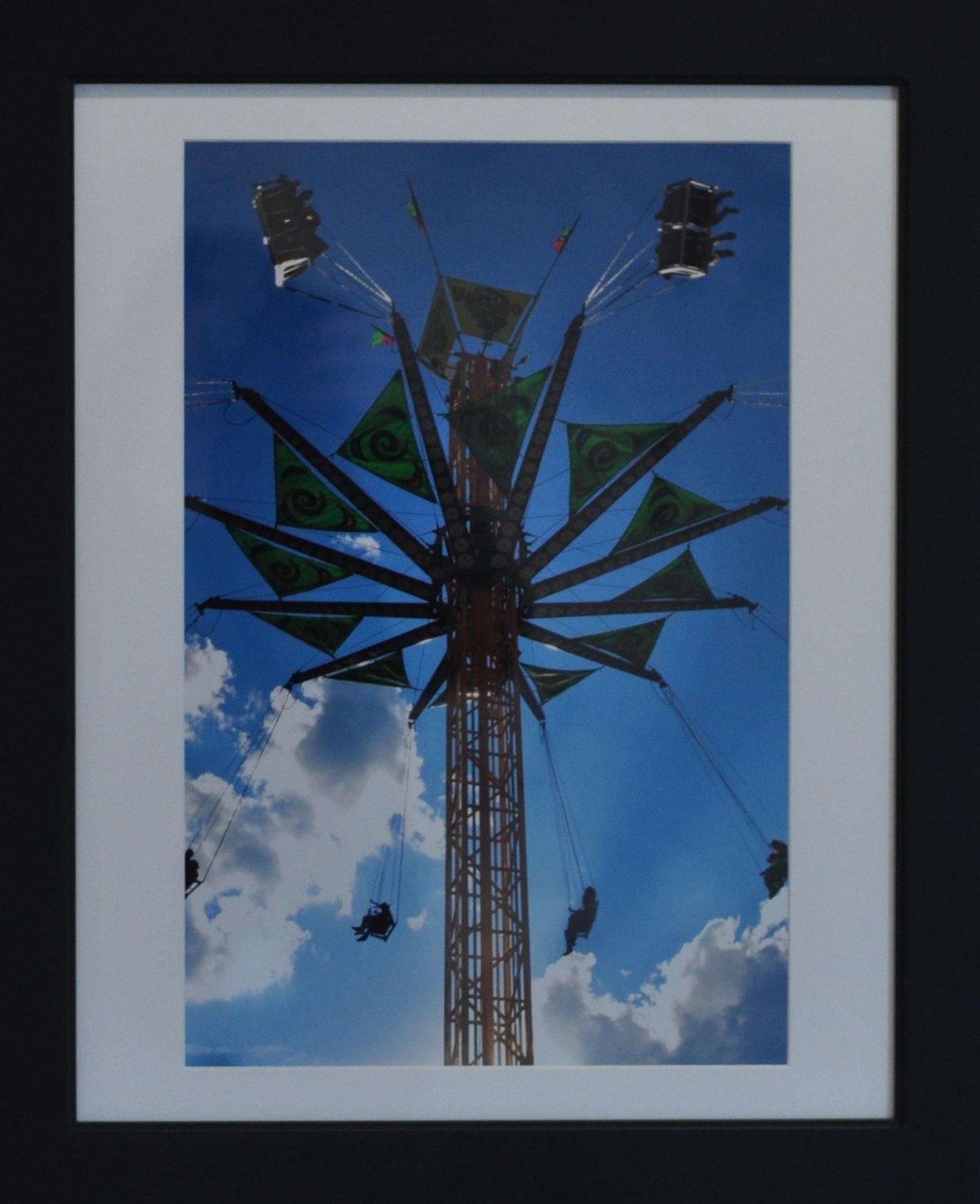 """Vertigo""   Photograph, 2012    Adam Geisen   Class of 2004"