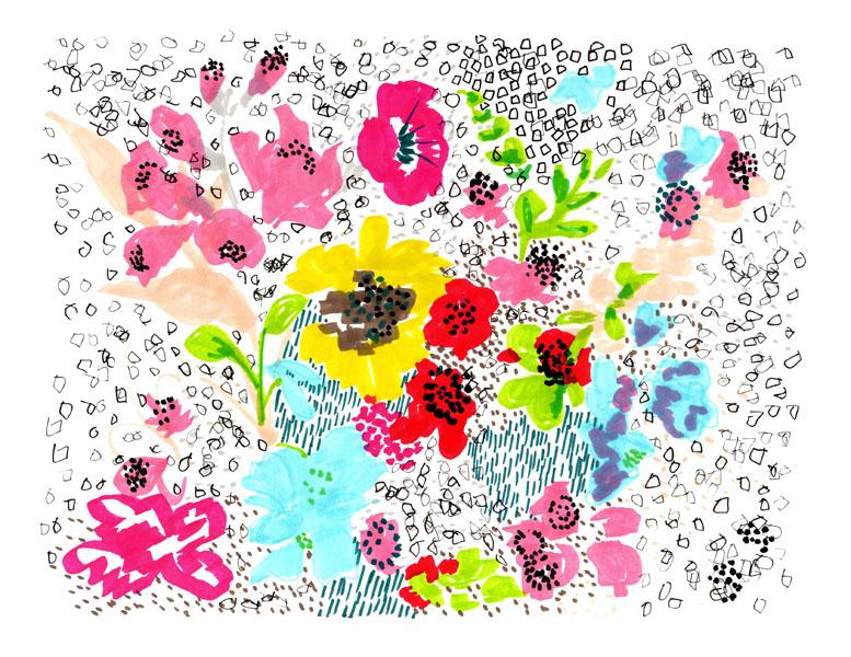 Jo Chambers -Florals with Squares.jpg