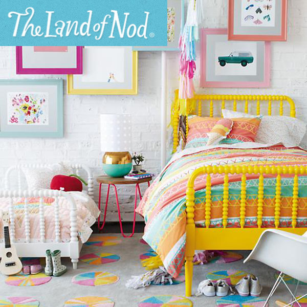 Land Of Nod - Oh Joy! Curated Art Institute