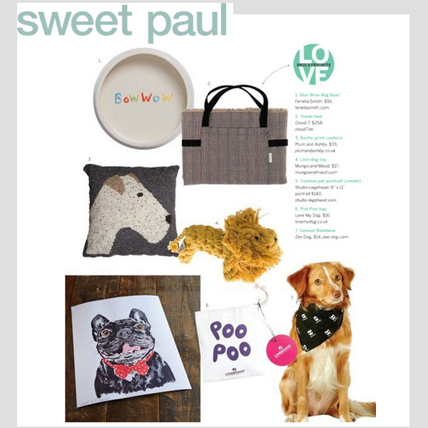 Sweet paul - Woof Feature