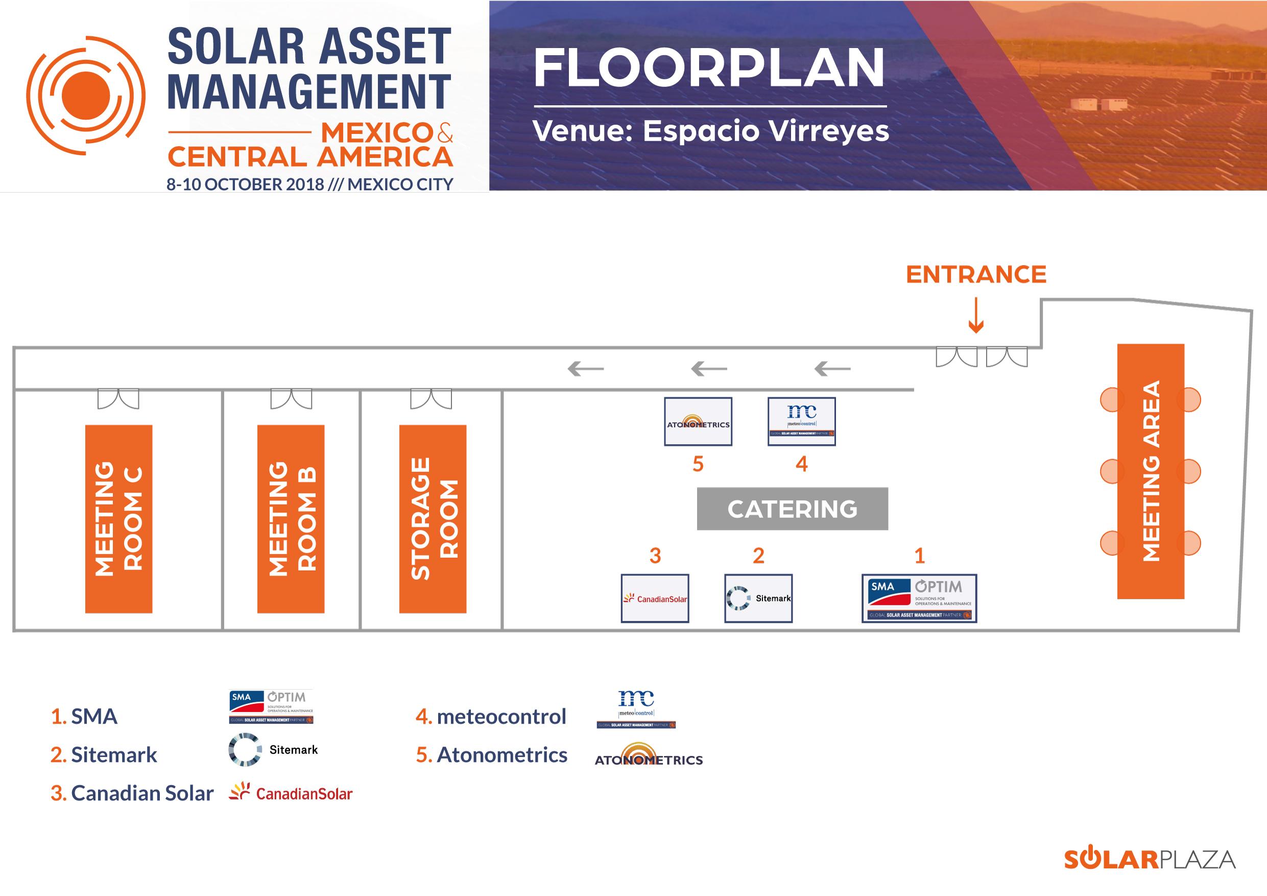 SAM MCA 18 - Floorplan