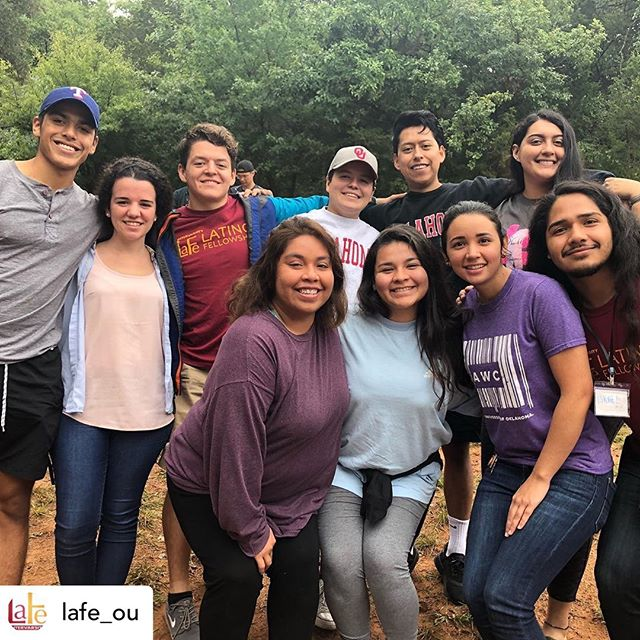 Pray for the Oklahoma InterVarsity Fall Retreat! We know God will change lives and empower many! #fallretreat #retreatseason #prayingforrevival #everycampus #letsgo • @lafe_ou We ❤️ fall retreat! Something special happens when we have the chance to get away for a little while. Time to rest, build friendships, and encounter Jesus in meaningful ways. This is a unique opportunity to meet people from other InterVarsity chapters from OU + OSU and also build cross-cultural relationships. Get away. Get connected. Need financial aid? Let us know. Link to register in bio!