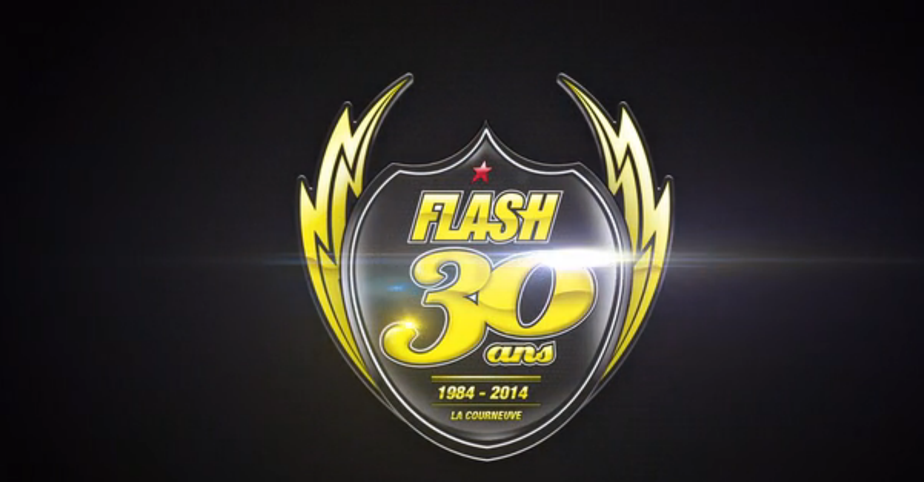 FLASH ANIMATED LOGO