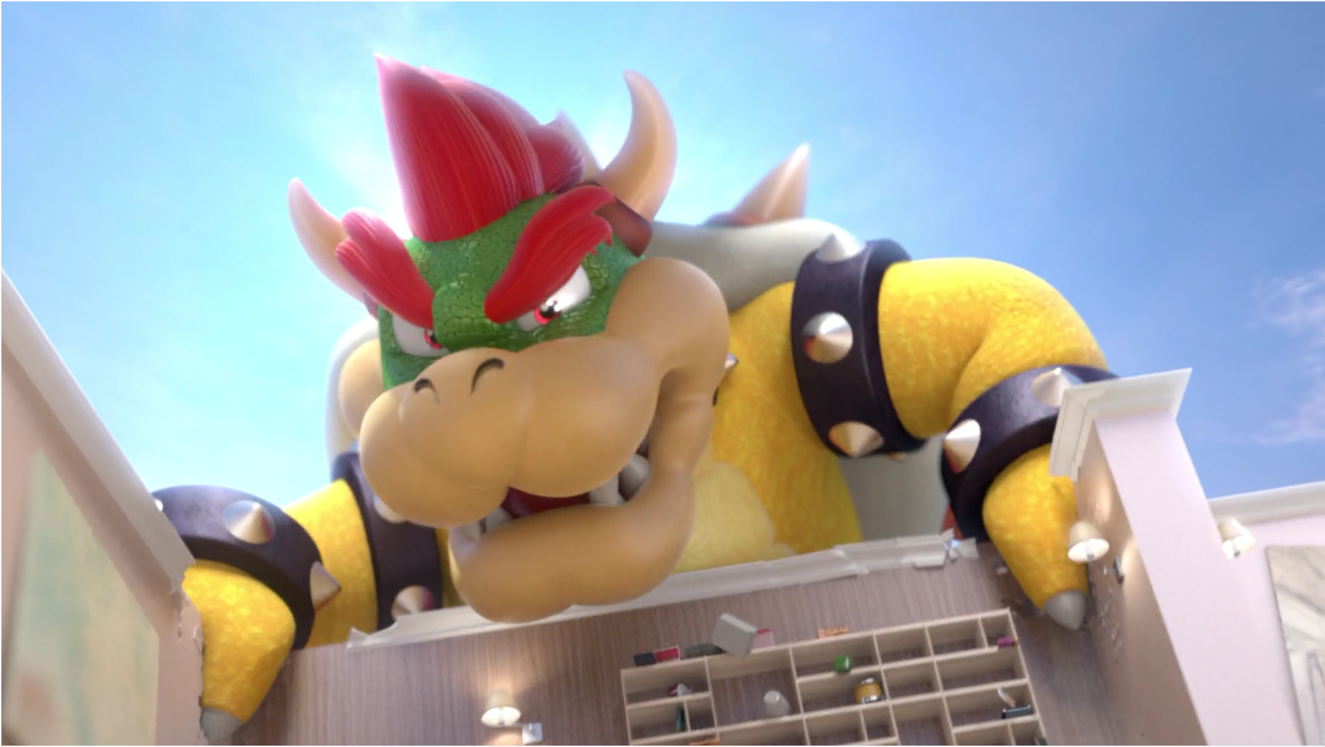 NINTENDO MARIO PARTY 10 BOWSER TVC