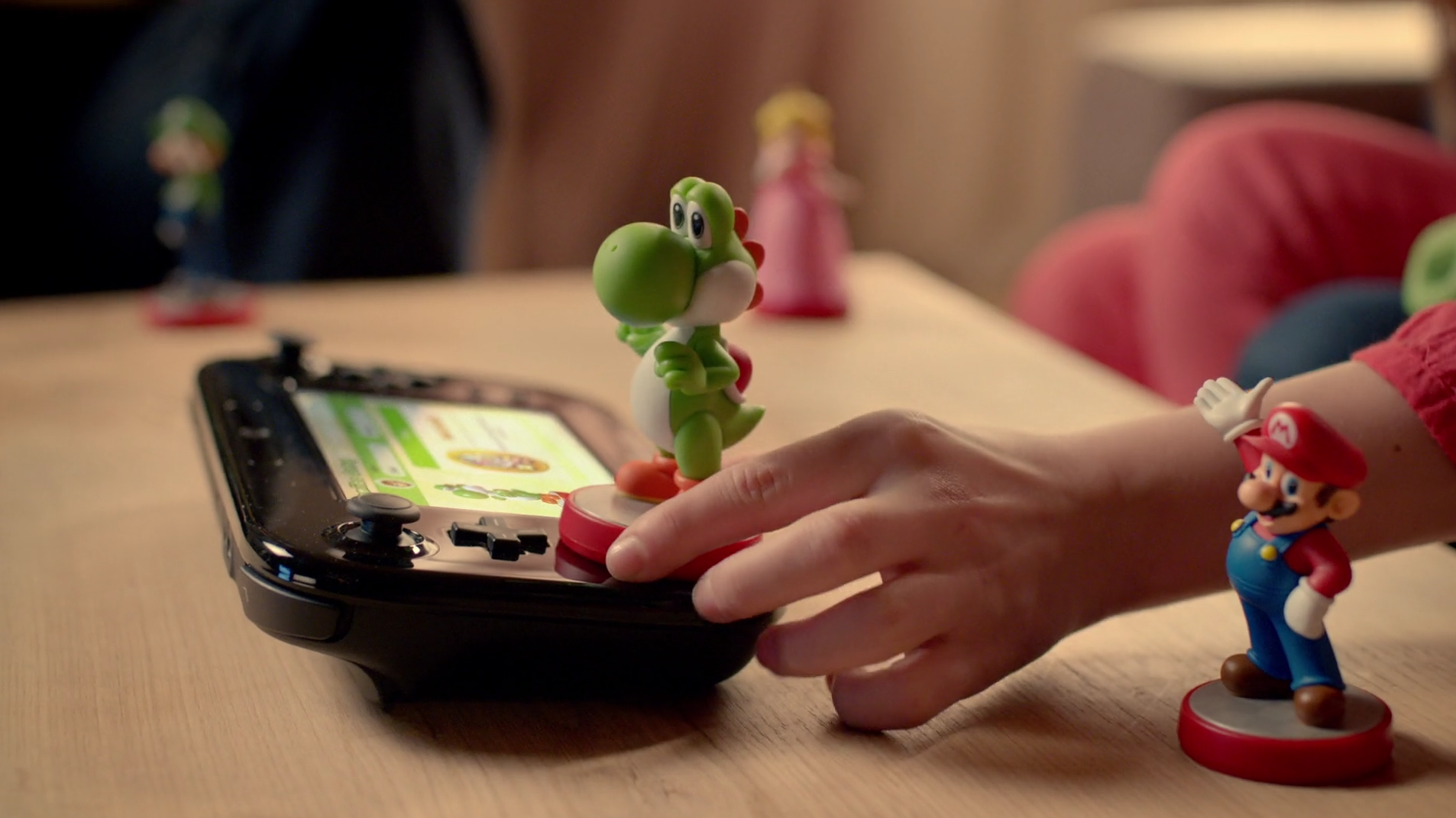 NINTENDO MARIO PARTY 10 Amiibo TVC