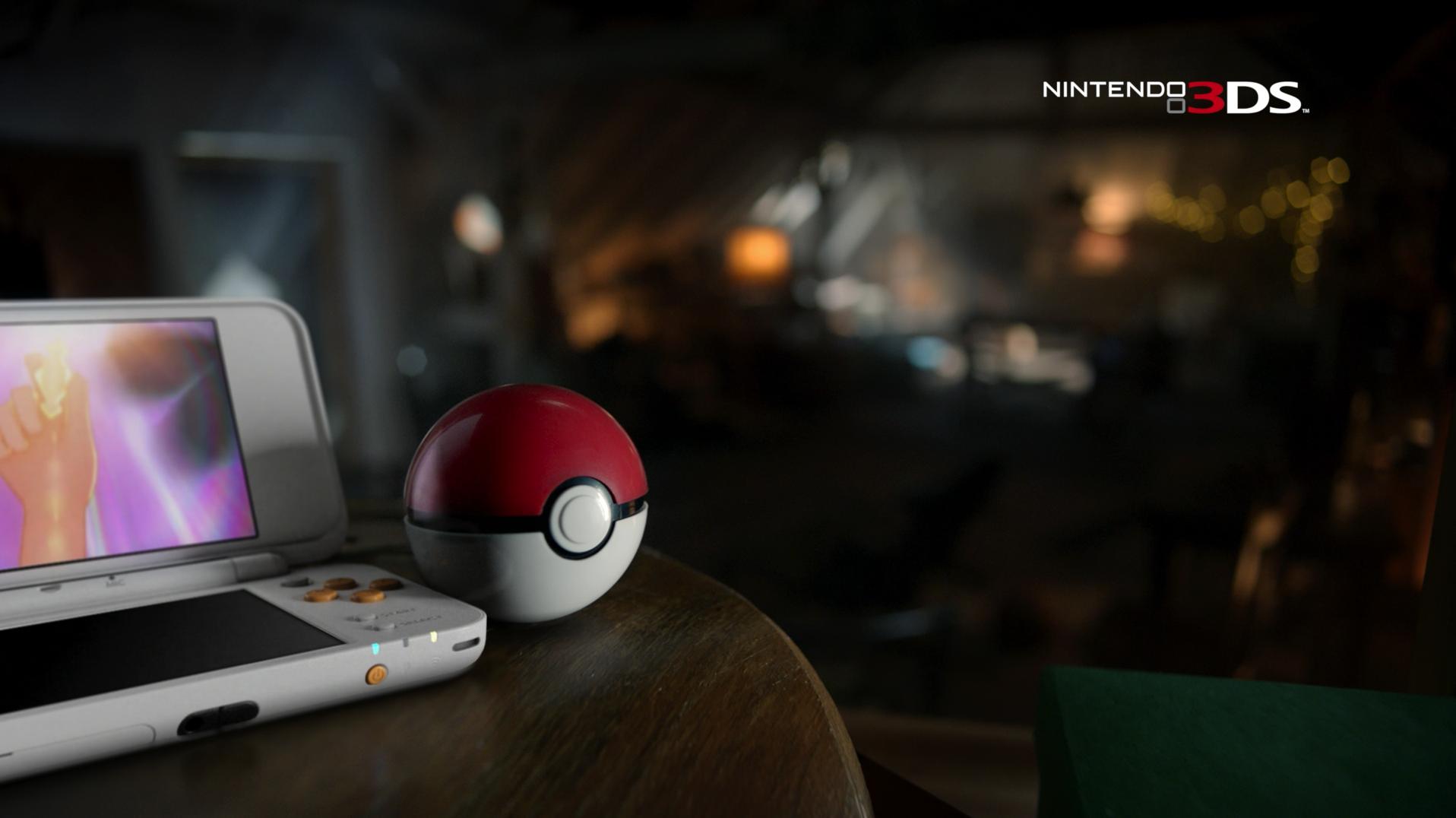 NINTENDO Pokemon Ultra Sun & Ultra Moon TVC