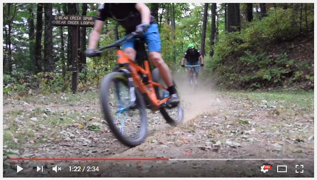 Let Dave, Ben, and Lucy show you what to expect from the Bear Creek Trail.