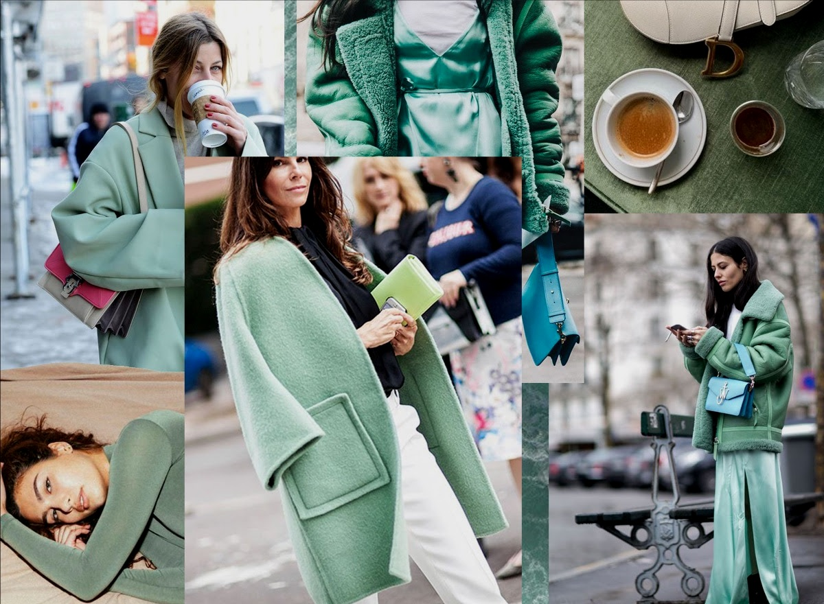 Master of Mint - The hue of the season has arrived at Black Caviar