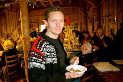 Anders Sandanger, som er med og arrangerer messa, kunne melde om ein vellukka dag med jamn og god pågang av folk!