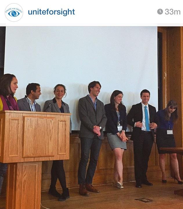 2015 Unite For Sight Global Health & Innovation Prize (Yale University)