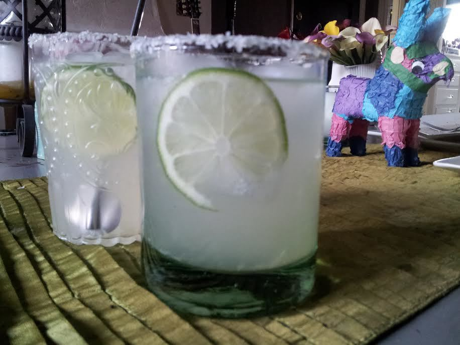 It's not crucial but this drink would be better with a mini piñata.