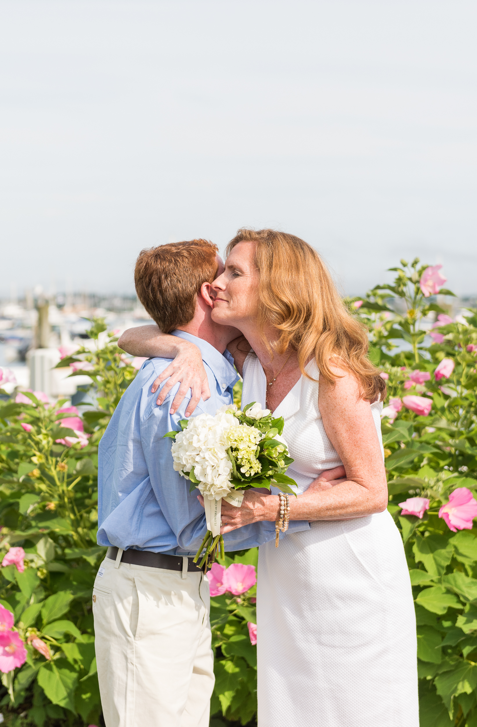Vow Renewal at the Nantucket White Elephant