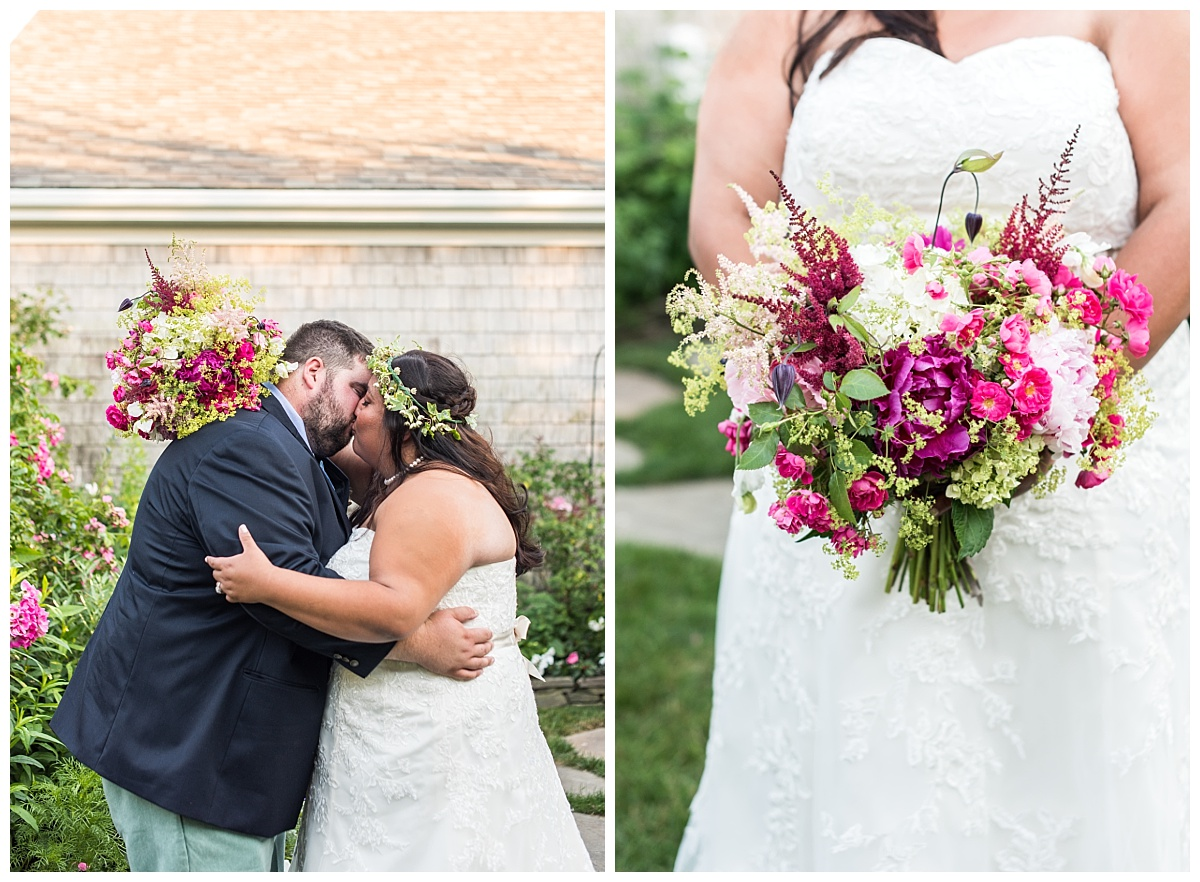 A Beautiful Intimate Nantucket Wedding