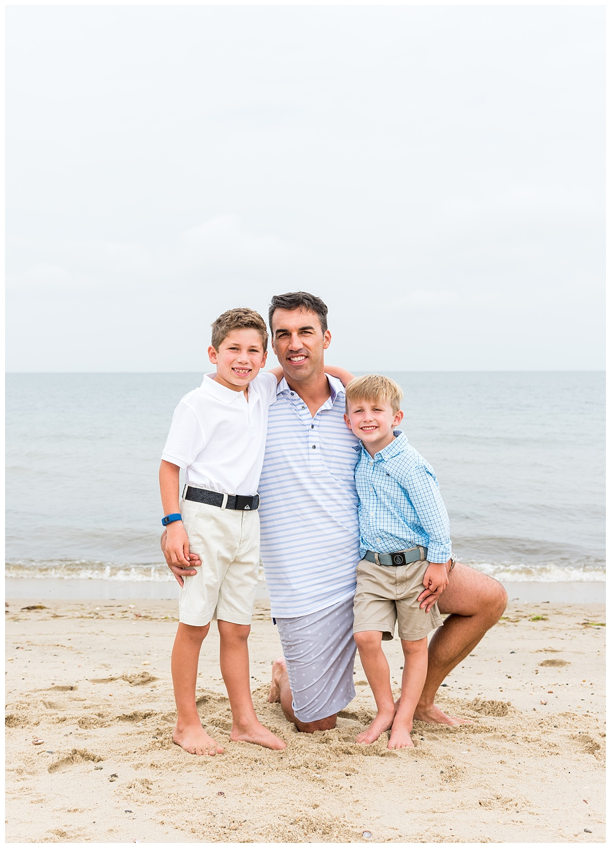 nantucket family portrait
