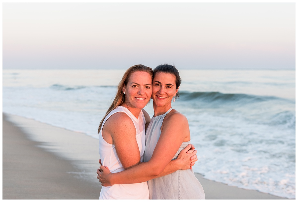 MiaComet Beach Family Session Nantucket