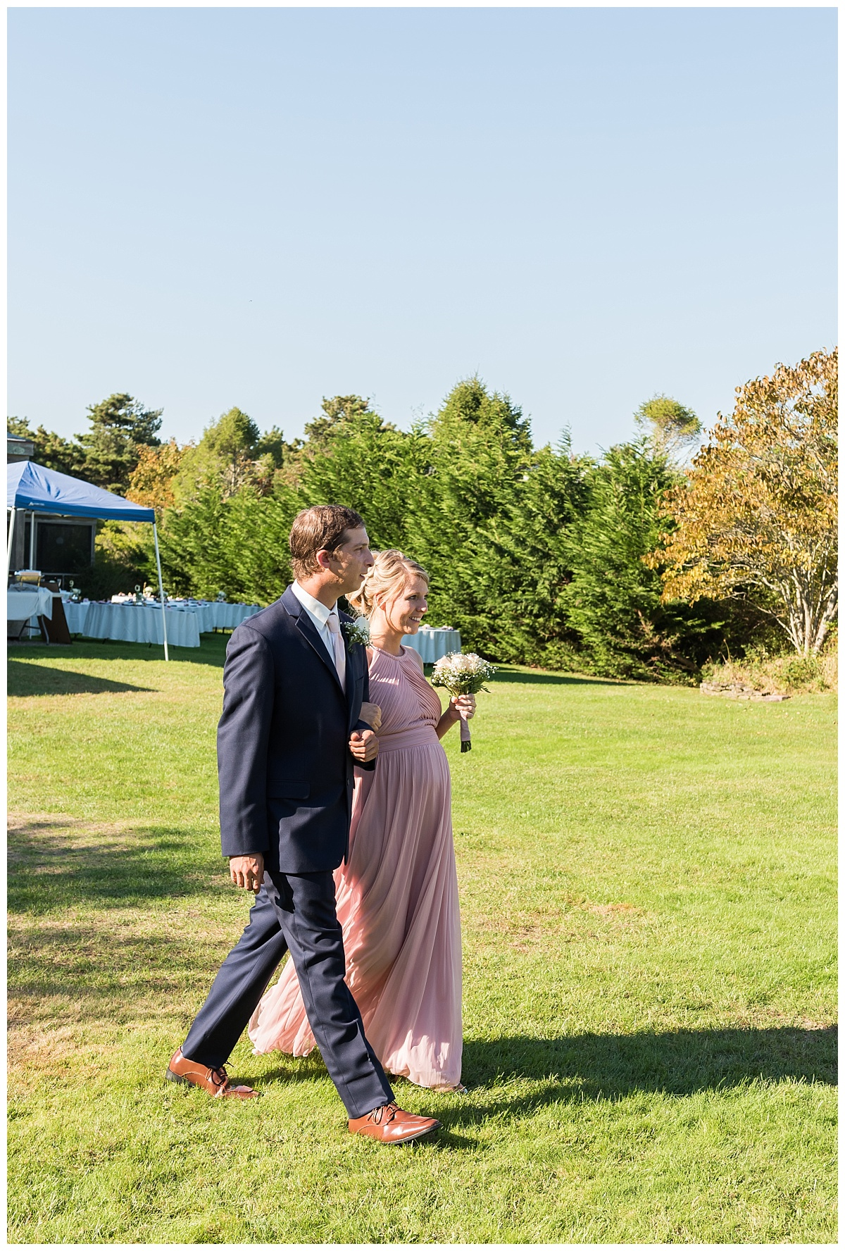 Nantucket Intimate Wedding