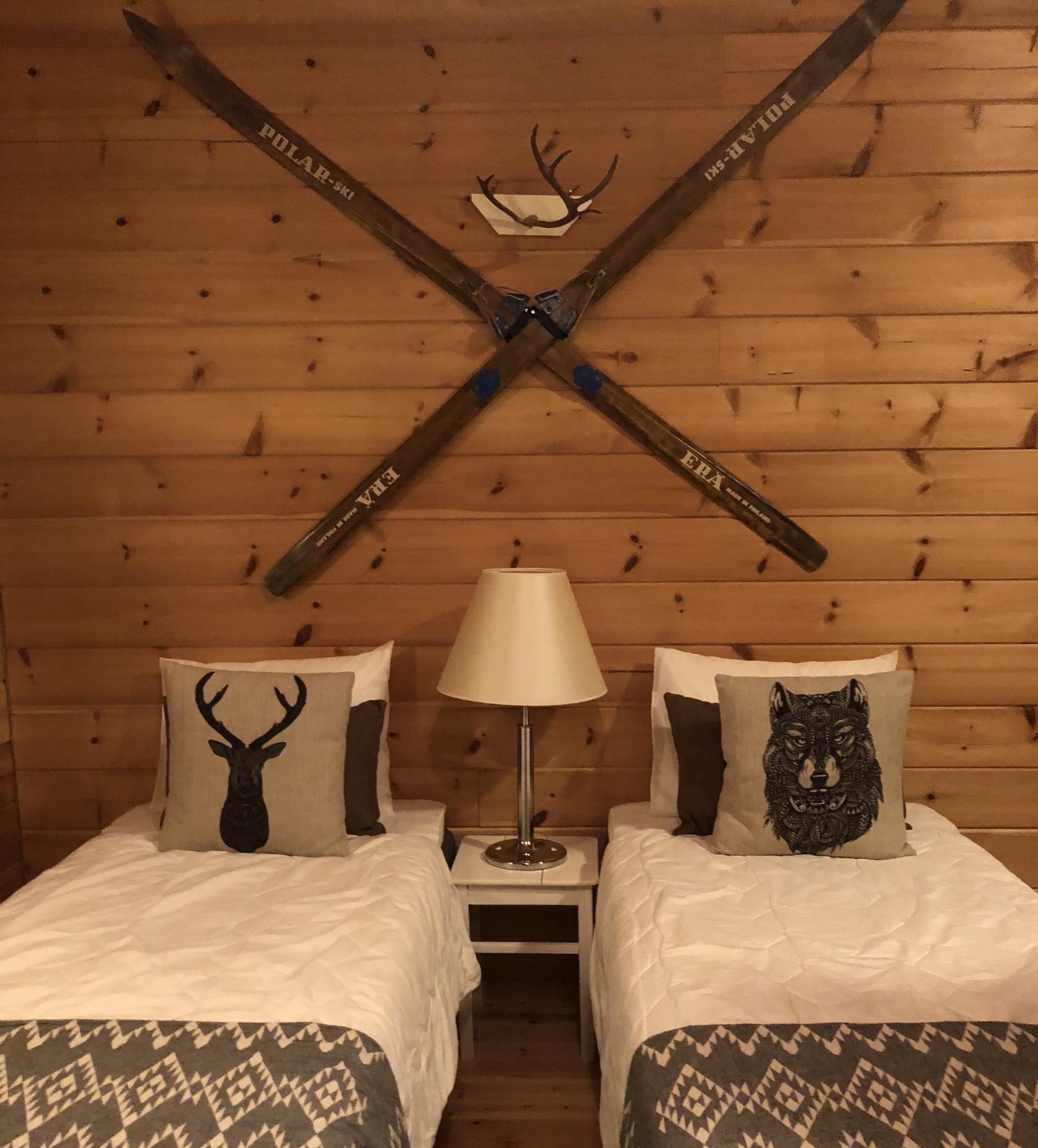 Seven Fells Hostel Cabin