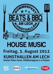 das erste Beats & BBQ 2012