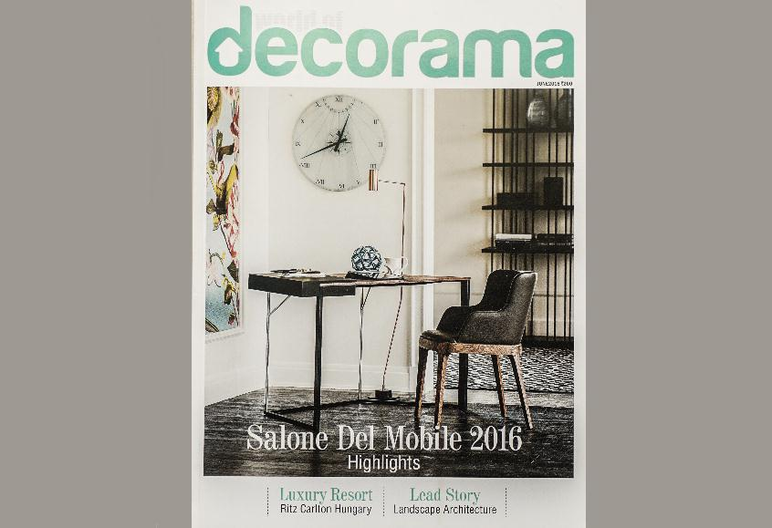 DECORAMA JULY 2016