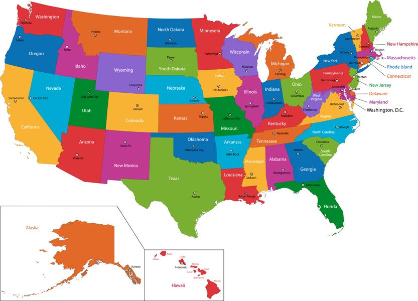 COPE2Thrive Program States