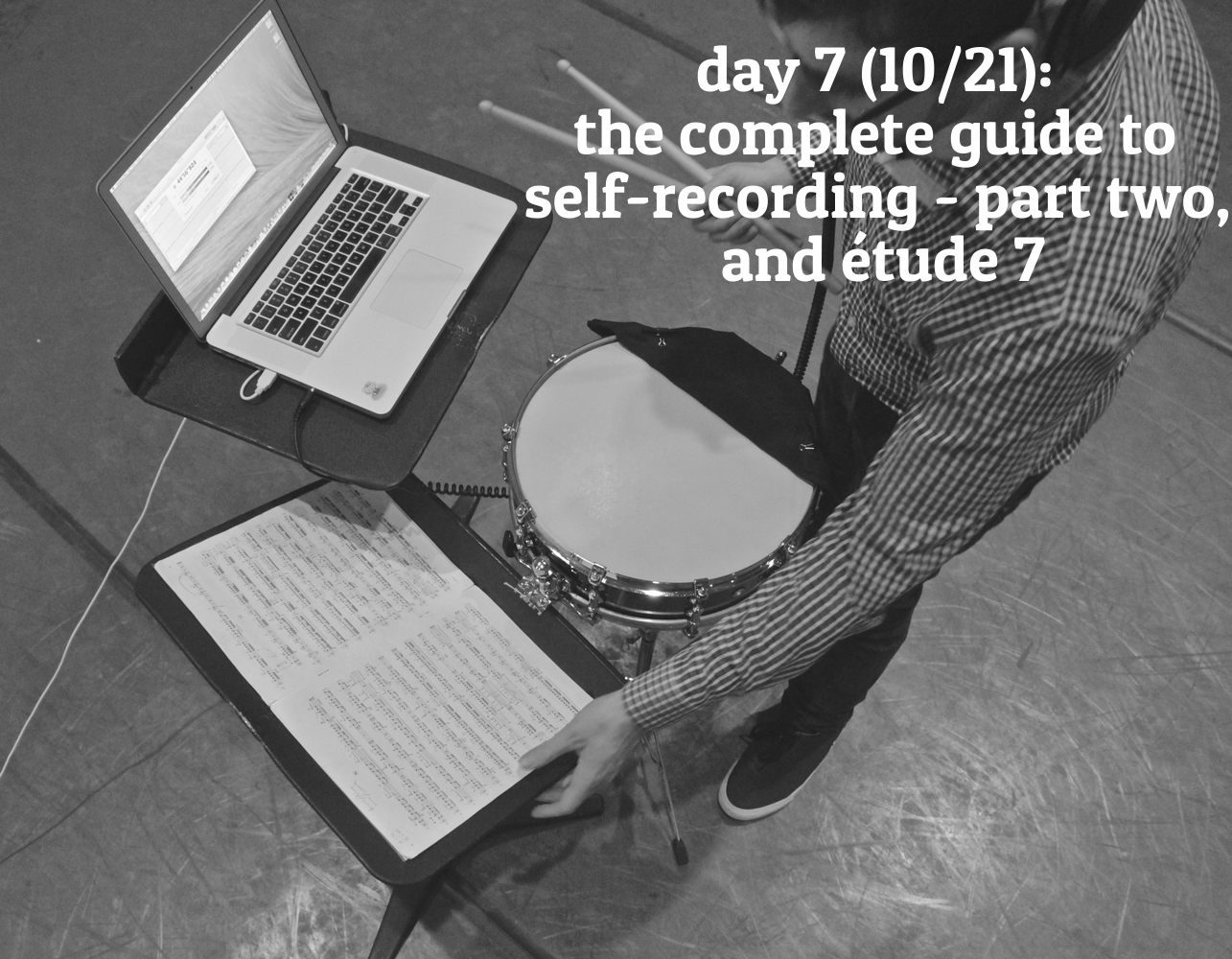 Self Recording 2