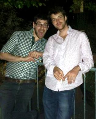 JB and Rob