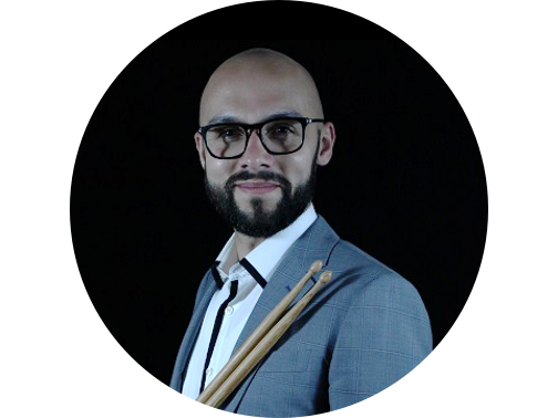 "matt ernster, percussion - KBS Symphony""the systematic approach that rob lays out in the course gave me confidence. I was able to practice in a way where I knew each hour and each minute was the most efficient way to prepare."""