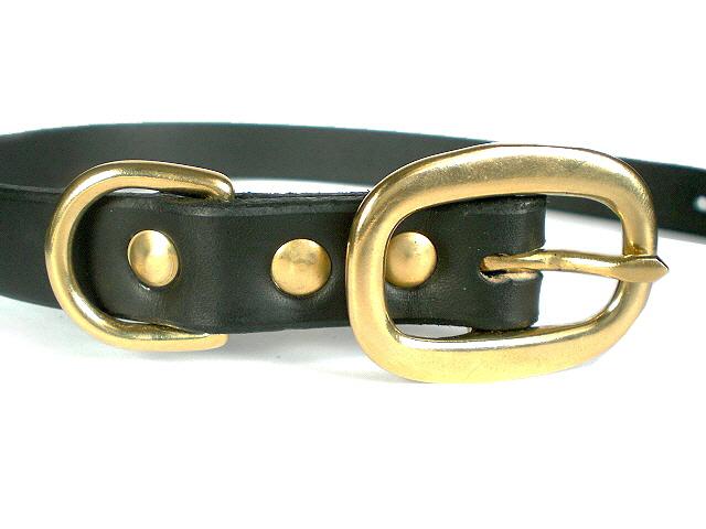 black bridle