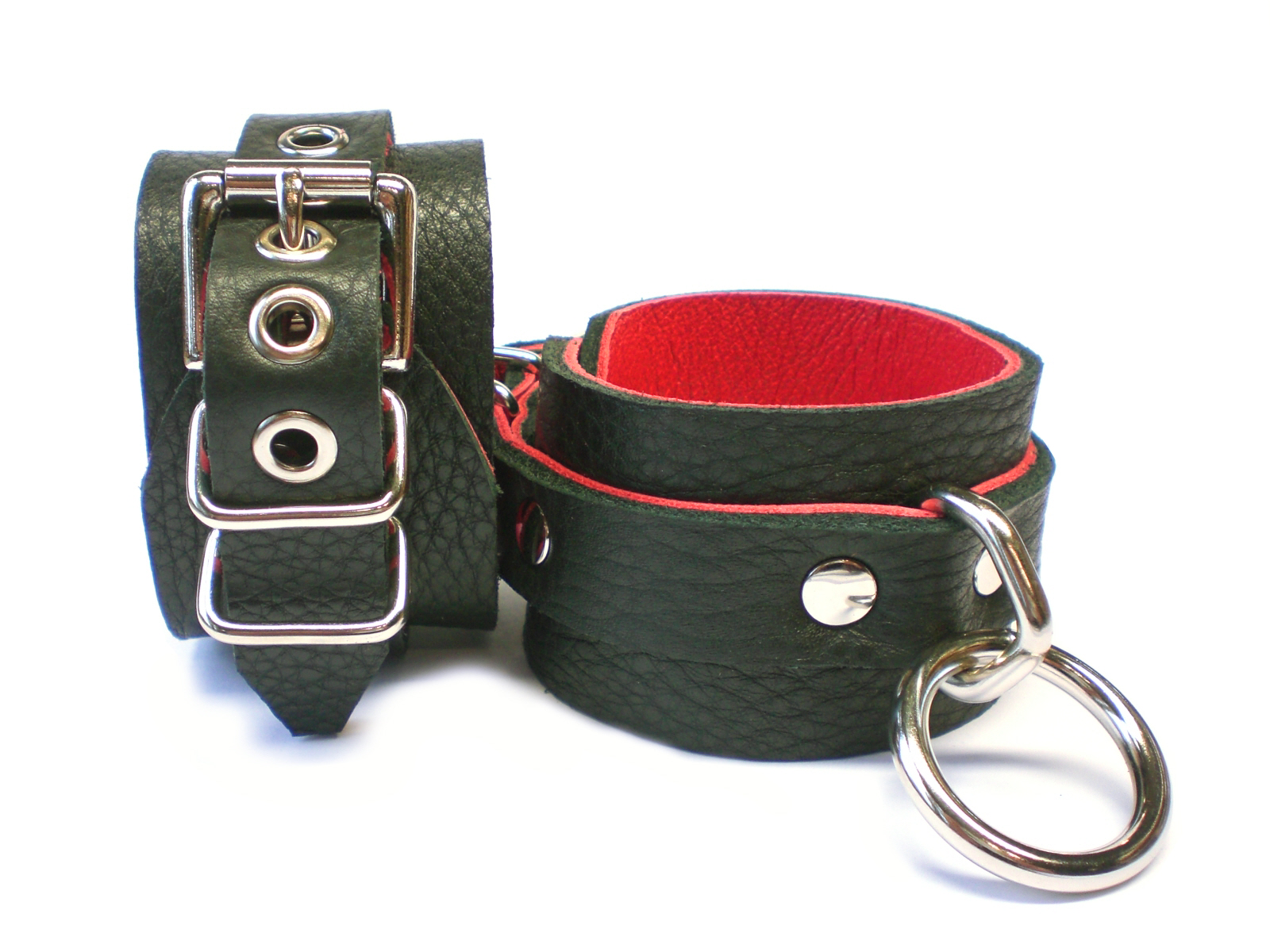 soft black w/red inlay