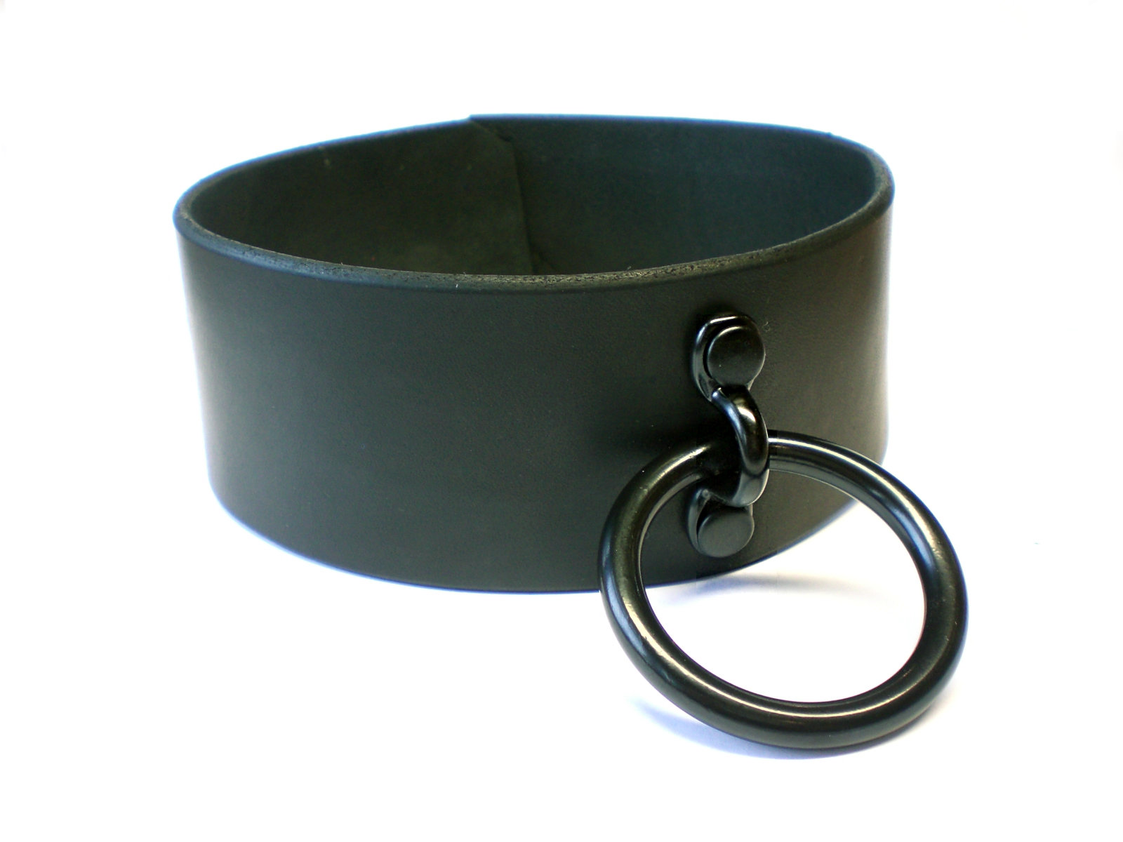 black latigo - side
