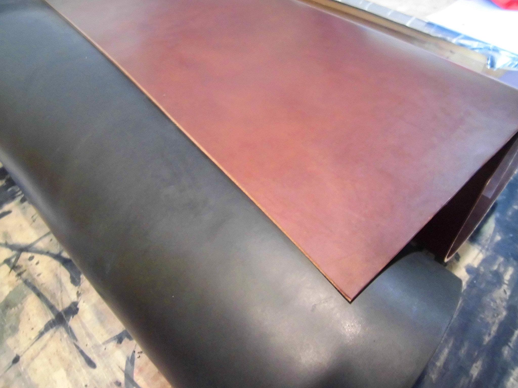 bridle and latigo leathers