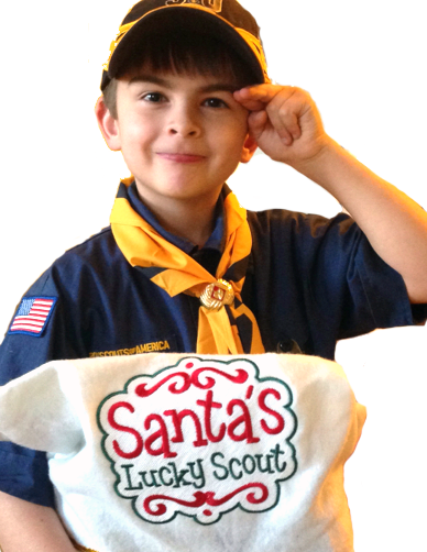 Alex S. from Pack 145