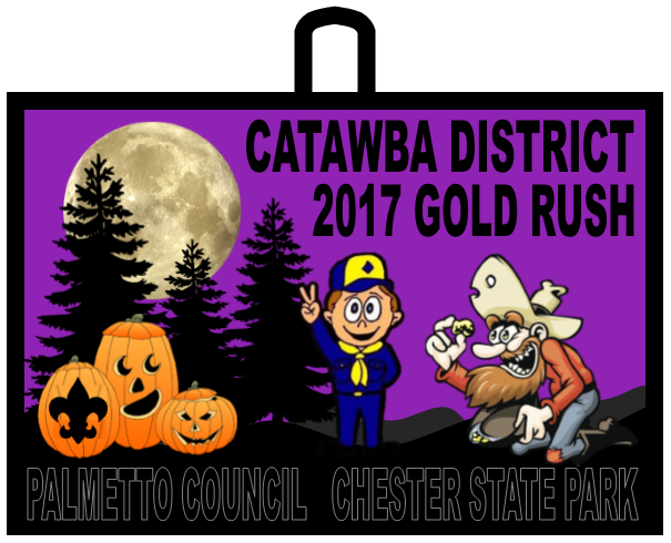 2017 catawba gold rush patch.PNG