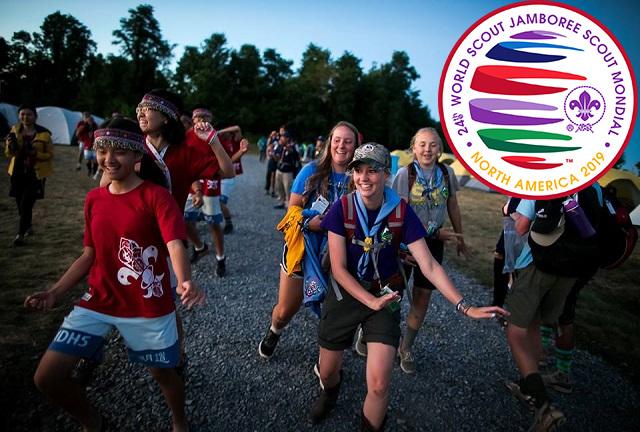 2019 World Scout Jamboree - Palmetto Council, BSA
