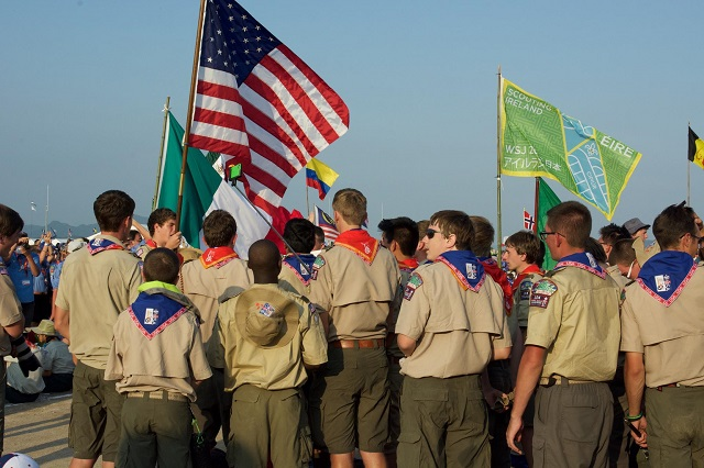 2019 World Scout Jamboree - Palmetto Council, BSA