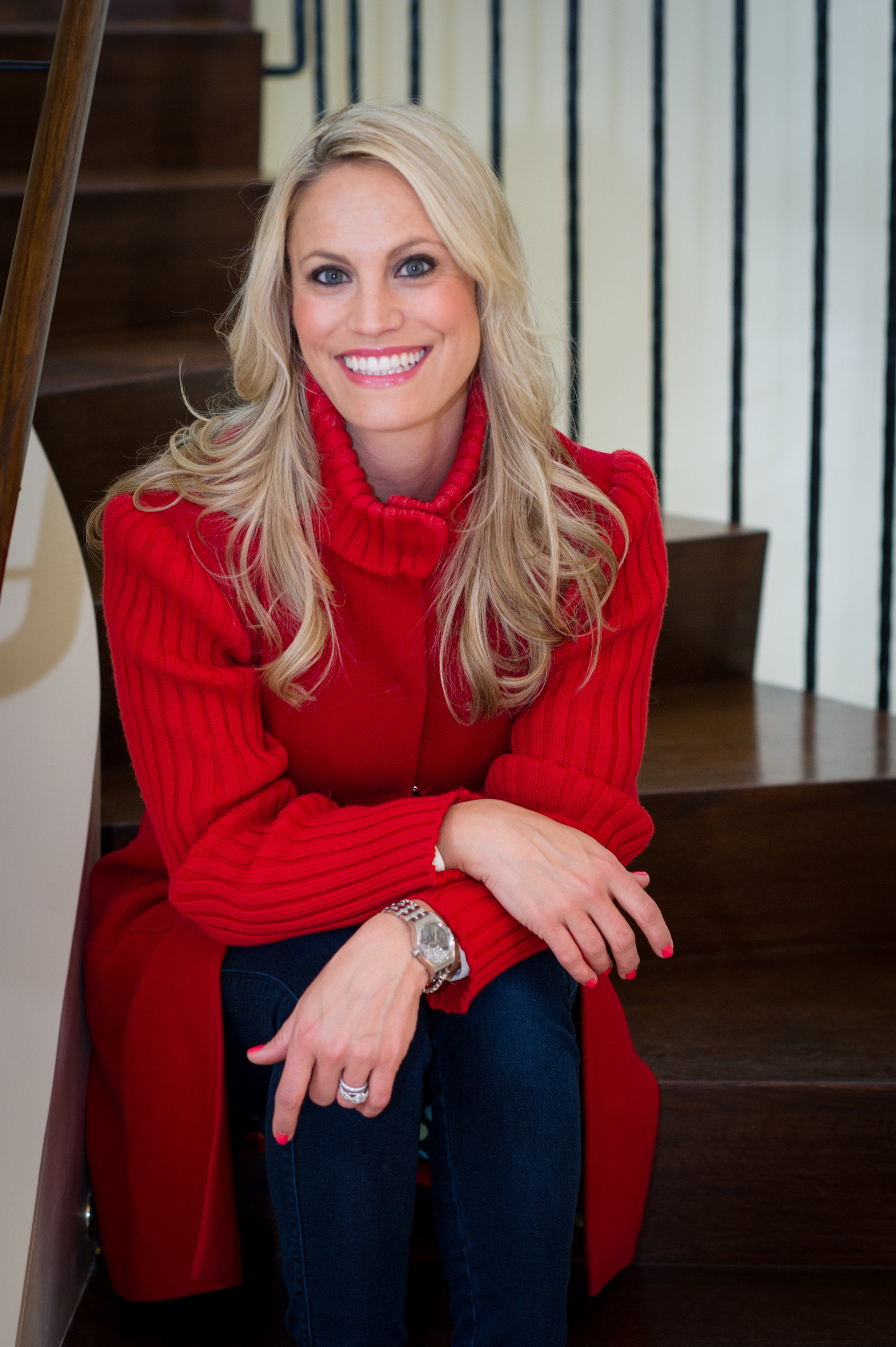 Ceci Johnson, founder of  Ceci New York . Photo by  Tricia McCormack Photography .