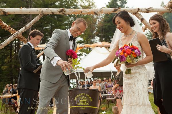 Summer Wedding in the Berkshires