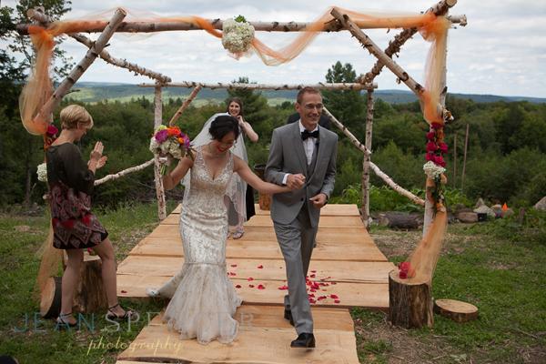 Berkshires MA Wedding