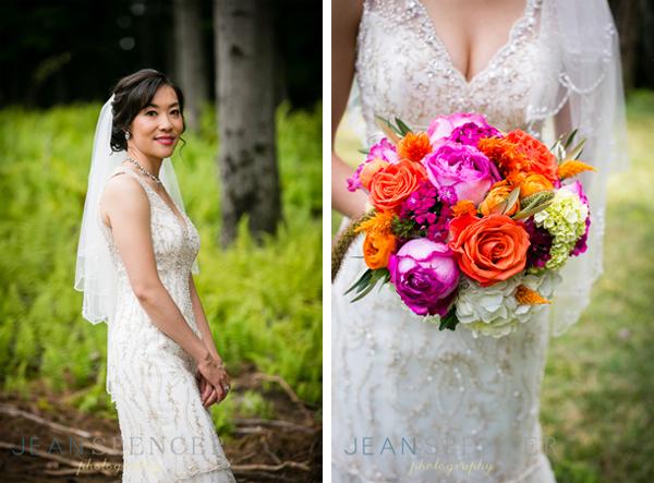 Bridal Makeup in the Berkshires