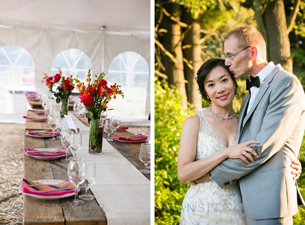 Rustic Wedding Rentals in the Berkshires
