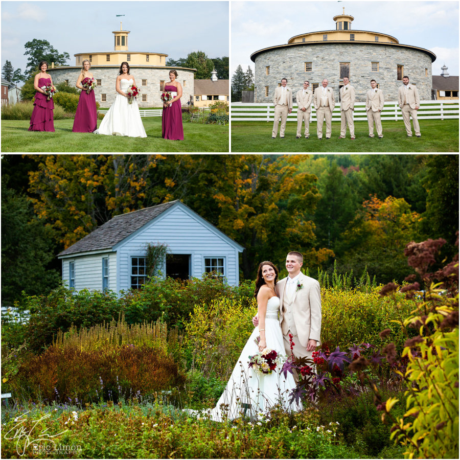 Barn Wedding in the Berkshires